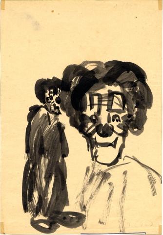 Clowns, Paul Dardé