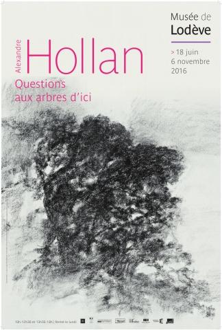 Affiche Hollan
