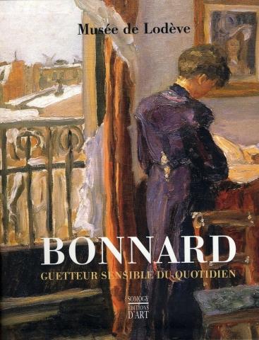 Affiche Bonnard 2009