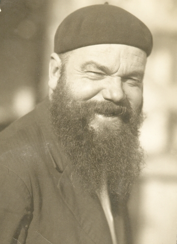 Paul Dardé en 1926 © DR