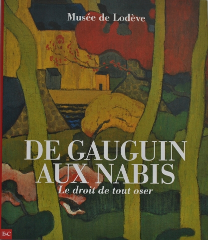 Affiche De Gauguin aux Nabis