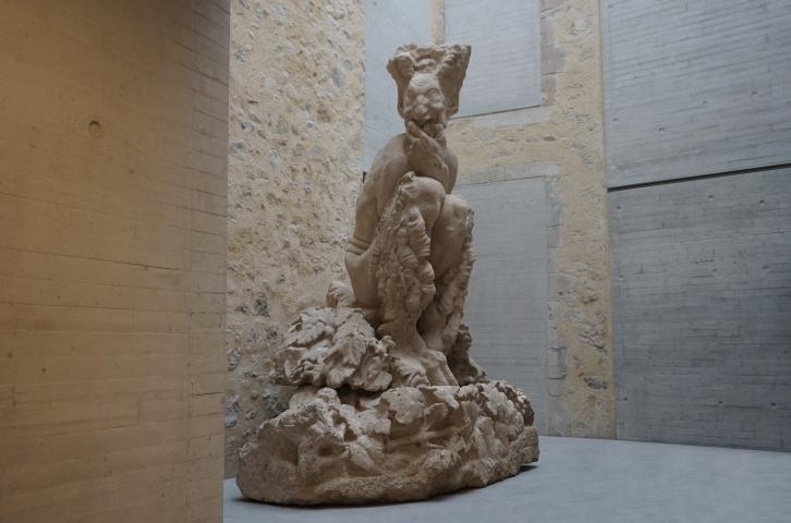 Dardé Paul, Le Grand faune, Hall © Musée de Lodève