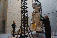 Installation du Grand faune